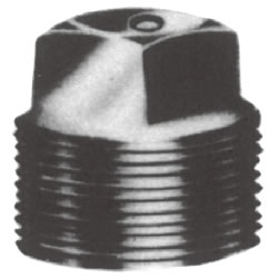 Screw-In PL Fitting, Plug