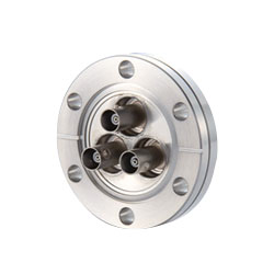 Coaxial BNC both sides JACK (female)