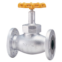 Ductile Iron 20K Globe Valve for LP Gas, Flanged
