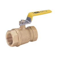 Screw-in Brass Ball Valve for General Gas Piping