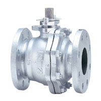 General-Purpose 10K Ball Valve Flange, Ductile Iron