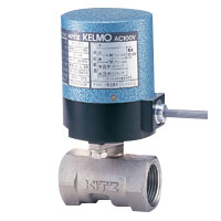 Stainless Steel 10K Ball Valve With Small Electric (Direct Current) Actuator