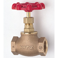 Bronze JIS-Standard 5K Globe Valve Screwing