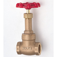Bronze JIS-Standard 10K Gate Valve Screwing