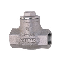 Stainless Steel General-Purpose 10K Swing Check (SCS13A) Valve Screw-in