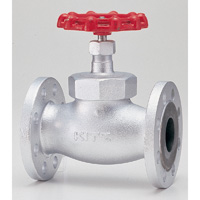 General Purpose Ductile Iron 16K Globe Valve Flange
