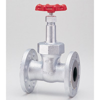 General Purpose Ductile Iron 16K Gate Valve Flange