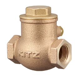 Bronze General-Purpose 125 Type Swing Check Valve Screwing