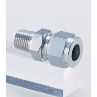 Stainless Steel High Pressure Fittings Half Union