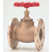 General Purpose Bronze 150 Type Globe Valve Flange