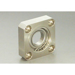 Bearing Holder Set Retainer ring type Square Shape (stainless steel) BSRS