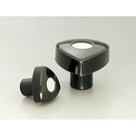 Three-Lobed Plastic Knobs TK