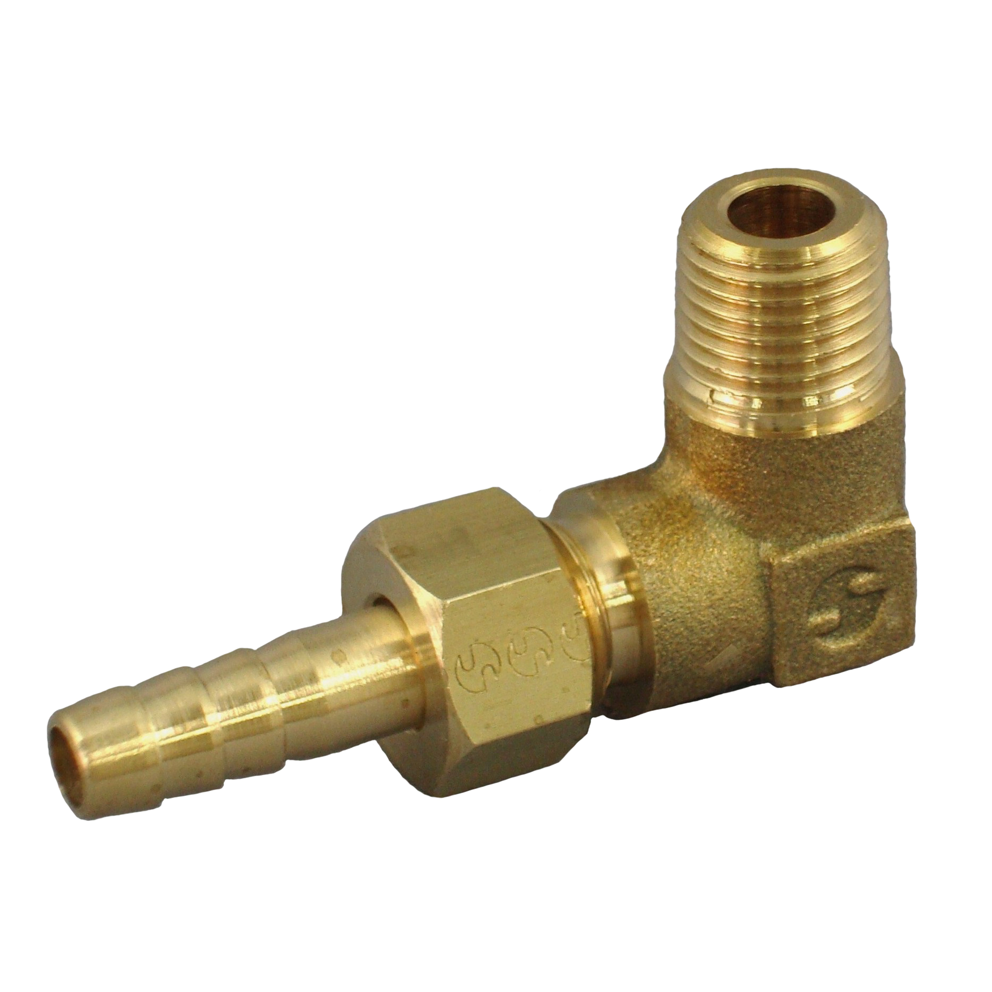 Hose Fitting, Hose Male Thread Elbow