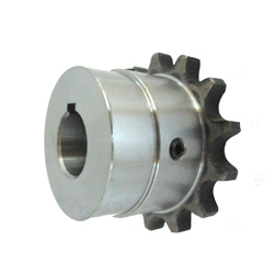 FBN chain coupling main body one-side shaft hole machined (new JIS key)