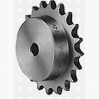 Stainless steel sprocket type 35B