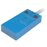 Proximity sensor standard function type, square shape/direct-current 3 wire type. Test distance: 5mm KBPS50