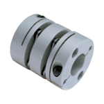Disc-Shaped Coupling - Clamping Type (Double Disc) - DAAPC [SDCS]