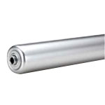Steel Roller (Roller for Conveyor), M Series (R-5721P), Diameter φ 57.2 × Width 100-1000
