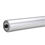 Steel Roller (conveyor roller), M Series (R-6023PD), Diameter φ 60.5 × Roller Width 100 - 1000