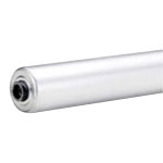 Steel Roller (Conveyor Roller); M Series (Standard Bearing); Diameter φ 42.7 × Width 100 - 1000
