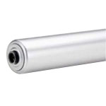 Steel roller (conveyor roller)  M Series (standard bearing)  diameter φ 48.6 x width 100-1000