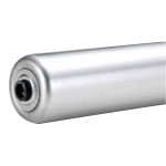 Steel Roller (Conveyor Roller), M Series (Standard Bearing), Diameter φ 60.5 × Width 100 - 1000