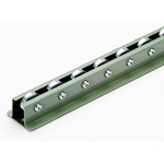 Machined Wheel Conveyor, (W-36CS), W9 ╳ Ø36 ╳ total height 47.3