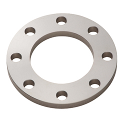 Stainless Steel Pipe Flange, Slip-On Weld Type, Plate Flange, Flat Face JIS5K, SUSF304