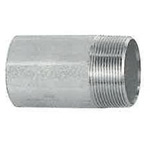 Stainless Steel - Screw-In Tube Fitting - One Side Long Nipple [NSL]