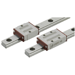 Miniature Linear Guides - Heat Resistant - Short / Standard / Long Blocks, Light Preload