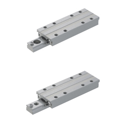 Ball Slide Guides Counterbored Holes / Tapped Holes