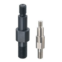 Cantilever Shafts - Piloted Thread with Threaded Ends - Standard