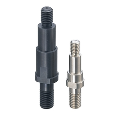 Cantilever Shafts - Piloted Thread with Threaded Ends - Stepped
