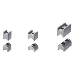 V-Shaped Locating Block Sets - Plate Holding Type
