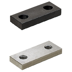 Rectangular Washers&Nuts with Two Clearance Holes