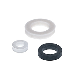 Rubber Washers - Temperature limit for seals is 80°C.