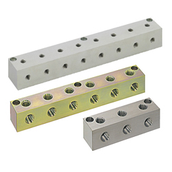 Terminal Blocks - Hydraulic / Pneumatic - L Shaped Hole