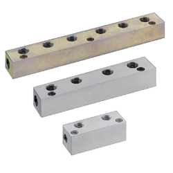 Manifold Blocks - Hydraulic / Pneumatic - Two-Circuit