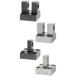 Hinge Bases - Center Fulcrum 4 Mounting Points