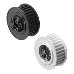 Keyless Timing Pulleys - L - MechaLock Standard Type Incorporated (With Centering Function)