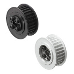 Keyless Timing Pulleys - T10 - MechaLock Standard Type Incorporated (With Centering Function)