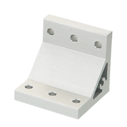 For 5 Series (Slot Width 6mm) Aluminum Frames - Ultra Thick Brackets - For 3 Slots