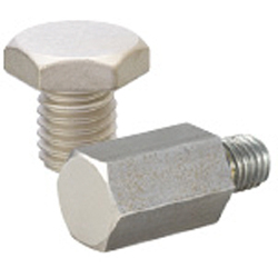 Stop Pins - Screw Flat Type