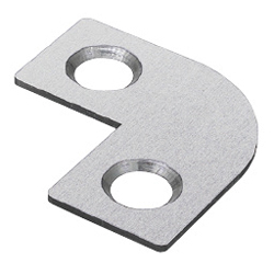 End Plates - For 6 Series (Slot Width 8mm) Aluminum Extrusions