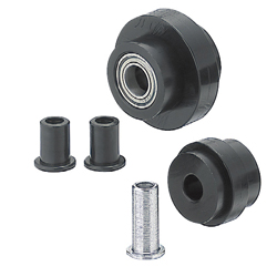 Rollers for Aluminum Extrusions