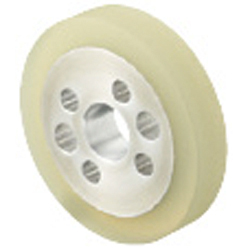 Urethane Rollers - Side Through Hole