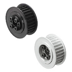 Keyless High Torque Timing Pulleys - S5M - MechaLock Standard Type Incorporated (with Centering Function)