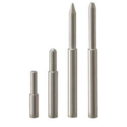 Small Diameter Locating Pins - High Hardness Stainless Steel - Small Head