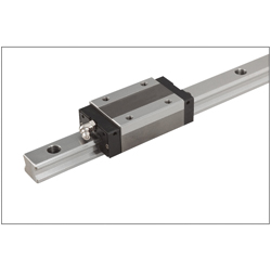 Linear Guides for Super Heavy Load - Normal Clearance / C-VALUE