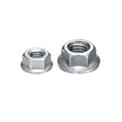 Flanged Nuts - For 5 Series (Slot Width 6mm) Aluminum Extrusions
